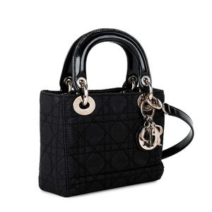 Christian Dior Lady DIOR bag with strap